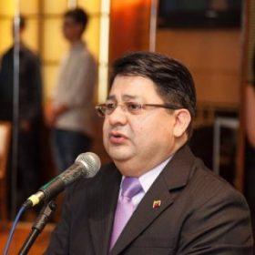 Exmo. Sr. Edgar Alberto González Marín